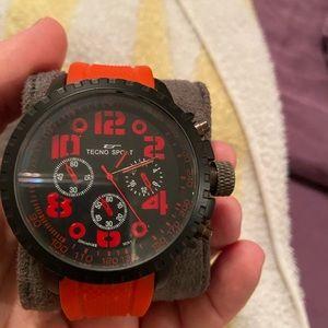 Techno sport watch